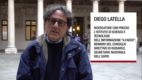 Thumbnail for entry Intervista a Diego Latella, Padova, 27 marzo 2019