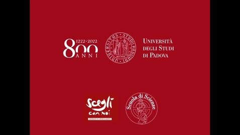 Thumbnail for entry Presentazione Scuola di Scienze e informazioni generali