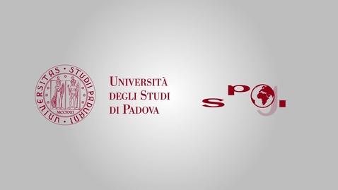 Thumbnail for entry Corso di laurea magistrale in Scienze del Governo e Politiche Pubbliche (SGP)