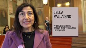 Thumbnail for entry Intervista a Lella Palladino, Presidente D.i.Re, Donne in Rete contro la Violenza, 6 novembre 2018