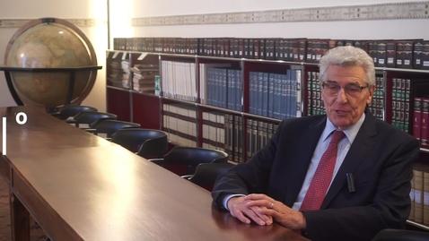 Thumbnail for entry Interviste Professori Emeriti dSEA