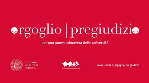 Thumbnail for entry Orgoglio e Pregiudizio 2016 - Listening Corner