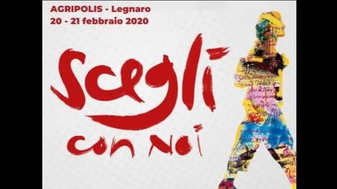 Thumbnail for entry Scegli con noi - Agripolis 2020: intervento del Prof. Paolo Salandin