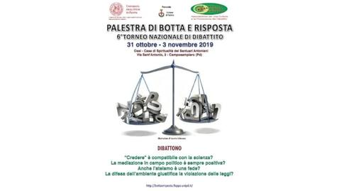 """Thumbnail for entry Finale VI Torneo Nazionale """"Palestra di Botta e Risposta"""""""