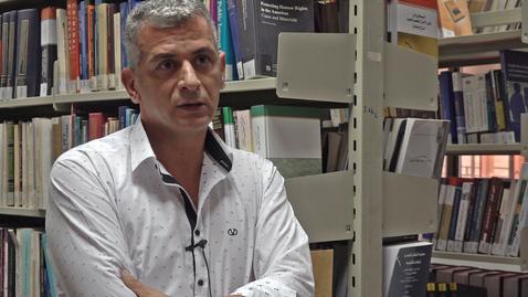 Thumbnail for entry Interview with Ziyad Hmeidan, Al-Haq, Ramallah, July 2019