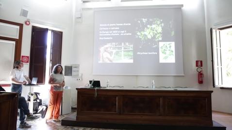 Thumbnail for entry Veleni e antidoti: il potere delle piante