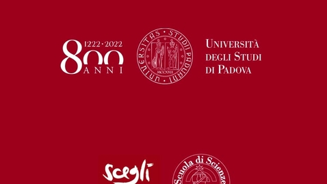 Thumbnail for entry TOLC Iscrizioni Lauree Scuola di Scienze - English Version