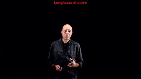 Thumbnail for entry Lezione 3.2 - Lunghezza di una curva C^1