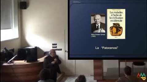 Thumbnail for entry LEZIONE 22 (20-5-2020) Gino Fornaciari Paleopatologia e le malattie del passato