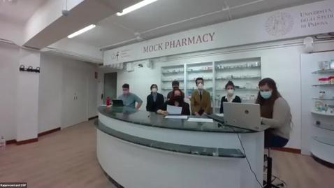 Thumbnail for entry Pharmadays 21: primo giorno