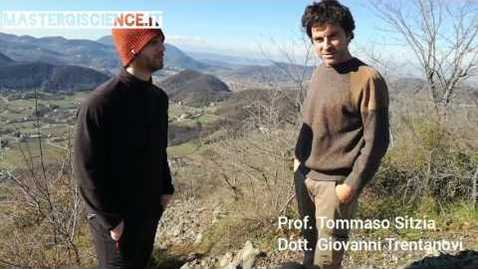 Biodiversitá sui Colli Euganei - Master GIScience (4/4)