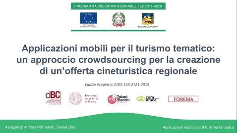 Thumbnail for entry 3m_FSE_Applicazioni_Mobili_Turismo(Micheletti-Zilio)