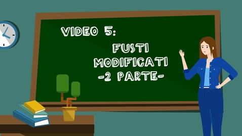 Thumbnail for entry 5 - Fusti modificati - 2 parte