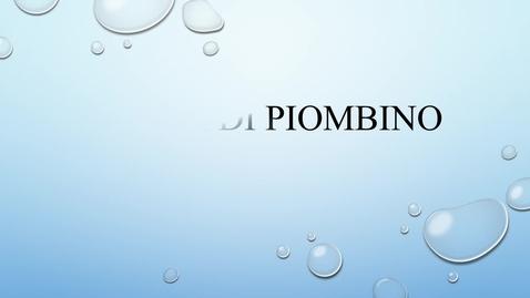 Thumbnail for entry I fiumi di Piombino