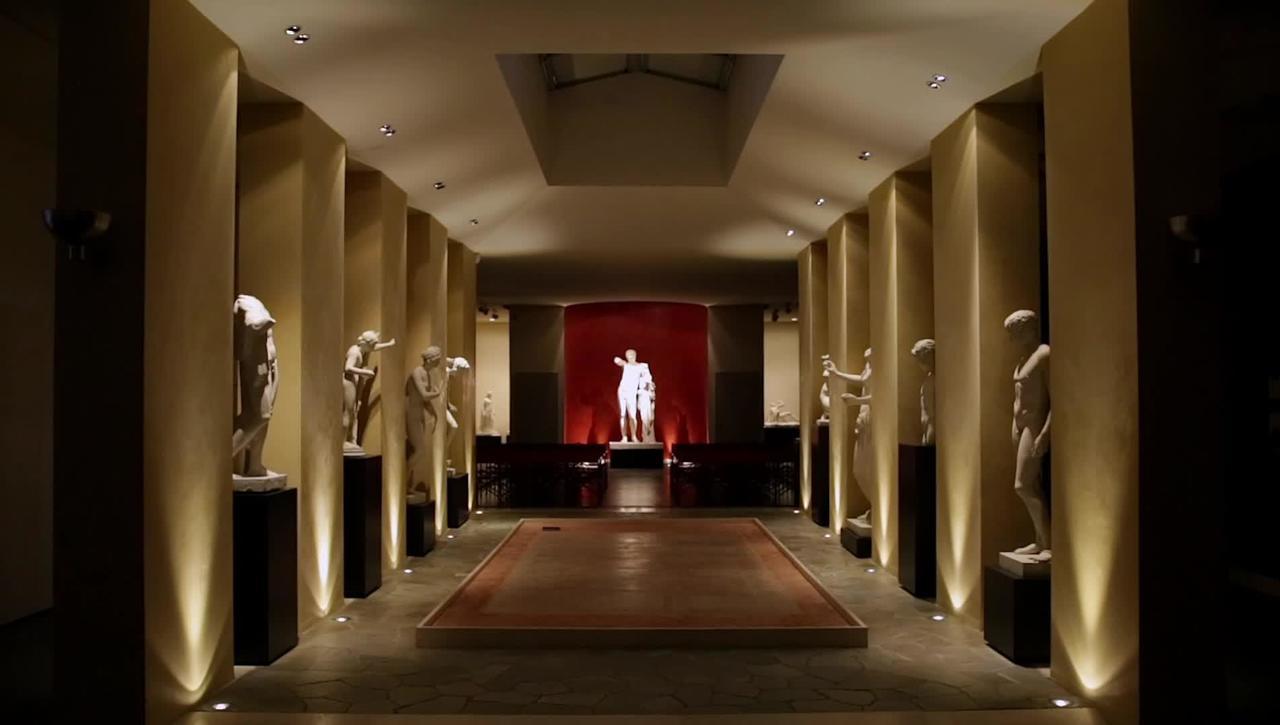 IL MUSEO DI SCIENZE ARCHEOLOGICHE