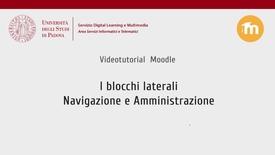 Thumbnail for entry 03_I blocchi laterali: Navigazione e Amministrazione