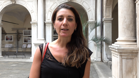 Thumbnail for entry Intervista a Laura Renzi, Padova, 27 settembre 2019