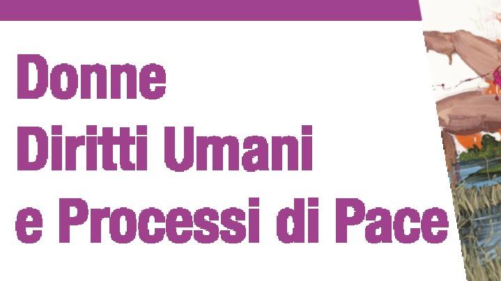Thumbnail for channel Donne diritti umani e processi di pace