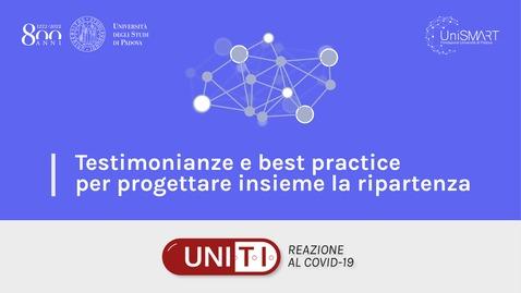 Thumbnail for entry UNI.T.I. - Reazione al COVID-19
