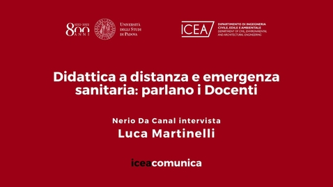 Thumbnail for entry Iceacomunica intervista il Professore Luca Martinelli