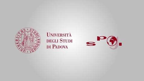 Thumbnail for entry Corso di laurea triennale in Scienze Politiche, Relazioni Internazionali, Diritti umani (SRD)