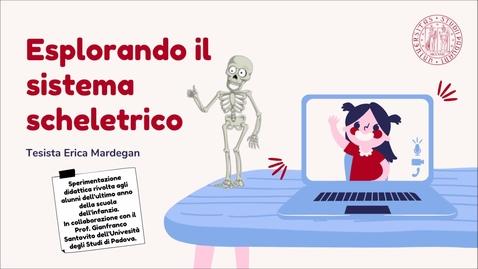 Thumbnail for entry Lo scheletro