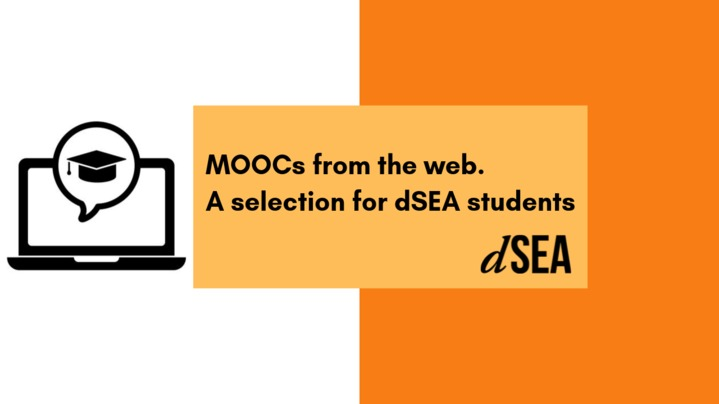 Thumbnail for channel MOOCs from the web.  A selection for DSEA students