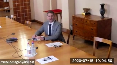 Thumbnail for entry Clip of Presentazione nuovo corso di Laurea in Diritto e tecnologia UNIPD - 15-07-2020.