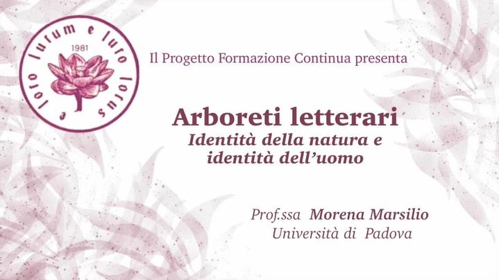 Thumbnail for channel Scrittori del Nord-Est tra Novecento e Contemporaneità