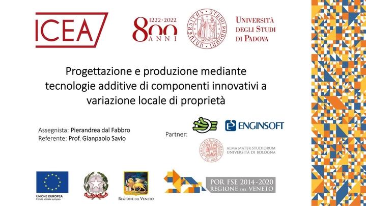 Thumbnail for channel Laboratorio di Disegno e Metodi dell'Ingegneria Industriale