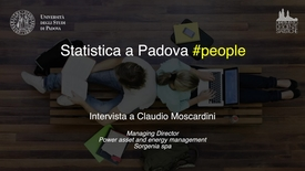 Thumbnail for entry Statistica, marketing e mercati energetici