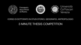 Thumbnail for entry 3 MINUTE THESIS COMPETITION - ED. 2016