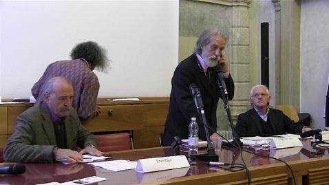 Thumbnail for entry Dialogo platonico e dialogo dialogale: una mutua fecondazione - Luigi Vero Tarca