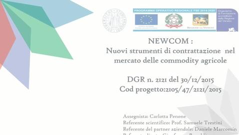 Thumbnail for entry FSE_Carlotta_Penone_NEWCOM_3min