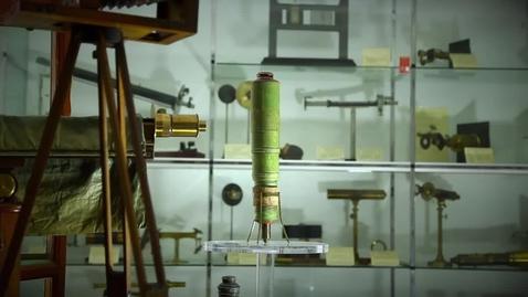 Thumbnail for entry IL MUSEO DI FISICA DELL'UNIVERSITÀ DI PADOVA