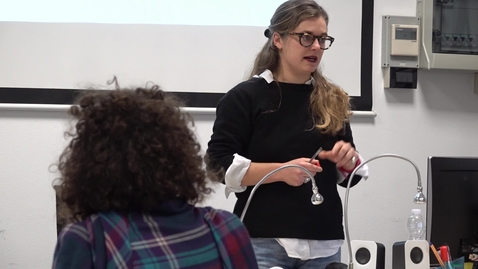 Thumbnail for entry Claudia Morini di Tocco, Volontaria Corpi Civili di Pace