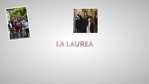 Thumbnail for entry La Laurea