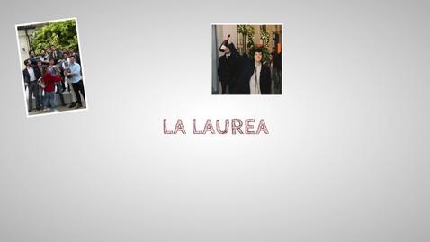 Thumbnail for entry La Laurea