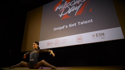 Thumbnail for entry UniPD's got talent