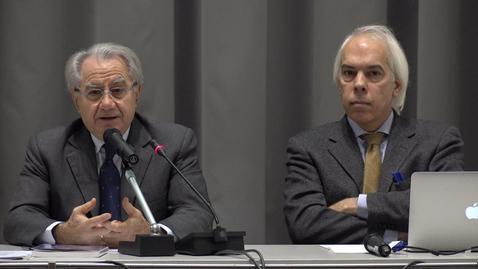 Thumbnail for entry Lezione con Bruno Marasà, Direttore dell'Ufficio di Milano del Parlamento Europeo, Padova, 4 dicembre 2018