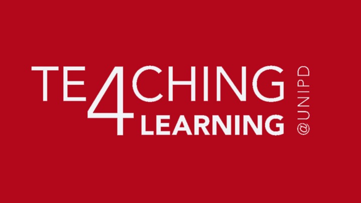 Thumbnail for channel Teaching for Learning @ Unipd