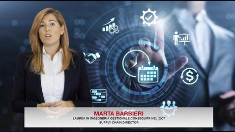 Thumbnail for entry Laurea in Ingegneria Gestionale - Testimonial Marta Barbieri