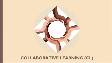 Thumbnail for entry Collaborative Learning (Created by Brucoli Alessandra, Cangenua Letizia & Martorelli Fabrizia)