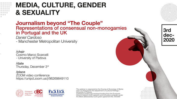 Thumbnail for channel Media_ Culture_ Gender & Sexuality - a series of seminars