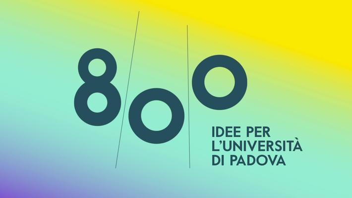 800 Idee per l'Università