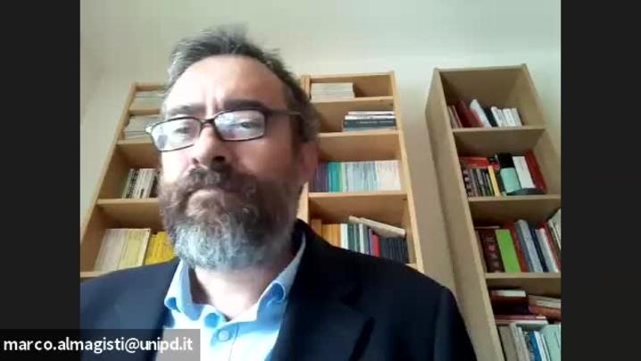 Thumbnail for channel Seminari DANE - Democrazia a nord-est