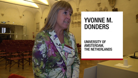 Thumbnail for entry Interview to Yvonne M. Donders, Padova, 26 November 2018