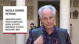 Thumbnail for entry Intervista a Nicola Cufaro Petroni, Padova, 27 marzo 2019