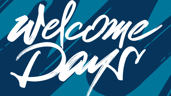 Thumbnail for channel Welcome Days - 2021/22 First semester