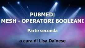 Thumbnail for entry PubMED - Mesh e Operatori booleani.